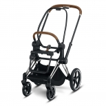 Cybex PRIAM chasis Chrome brown