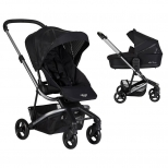 MINI by Easywalker Stroller Oxford Black