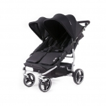 Baby Monsters Easy Twin 3S chasis Silver